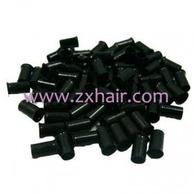 1000pc Copper Tubes Link Rings for Hair Extensions #01