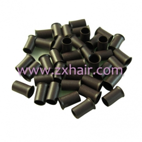 1000pc Copper Tubes Link Rings for Hair Extensions 13