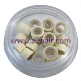 1000pcs Silicone MicroRings Link for Hair Extension#613