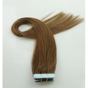 "18"" 40g Tape Human Hair Extensions #06"