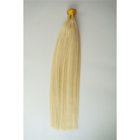 "100S 16"" Stick tip hair 1g/s human hair extensions #60 Double Drawn"