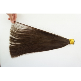 "100S 20"" Stick tip hair 1g/s human hair extensions #02 Double Drawn [2016008163]"