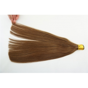 "100S 20"" Stick tip hair 1g/s human hair extensions #04 Double Drawn"